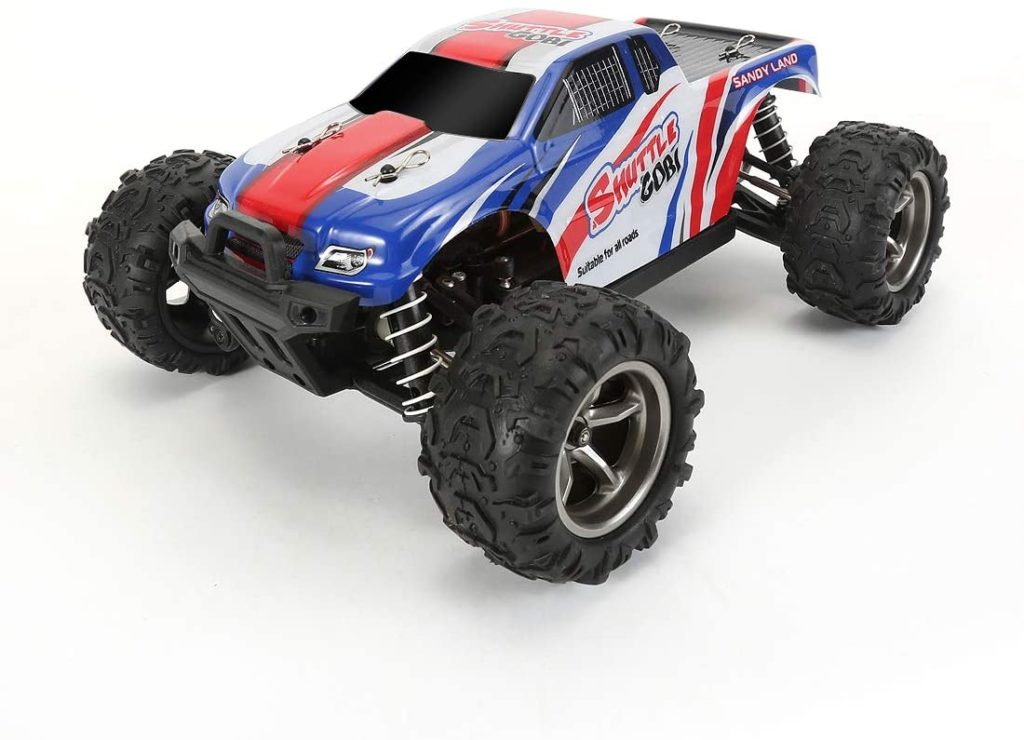 FUNTECH 1/18 Scale Terrain RC Trucks