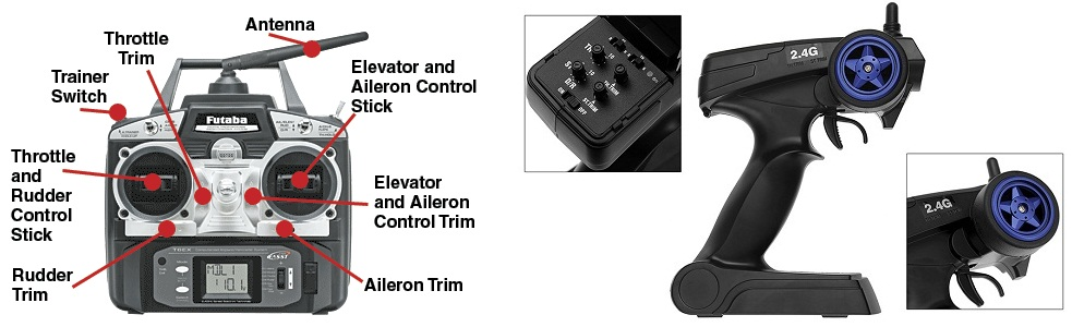 Difference Between Radio Control and Remote Control 1