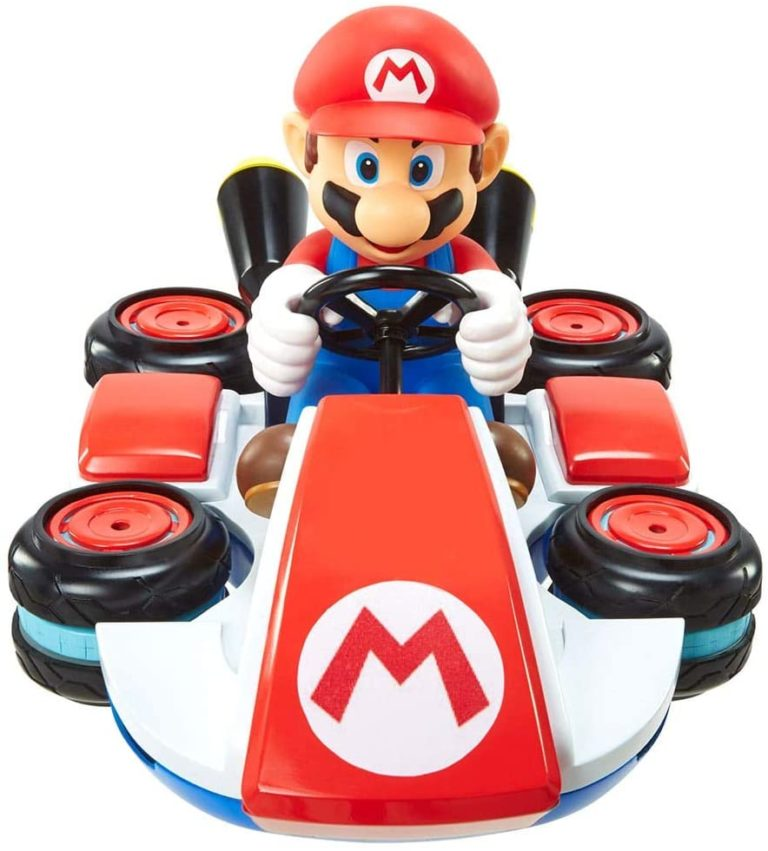 Super Mario Kart 8 Mario Anti-Gravity RC Motorcycle