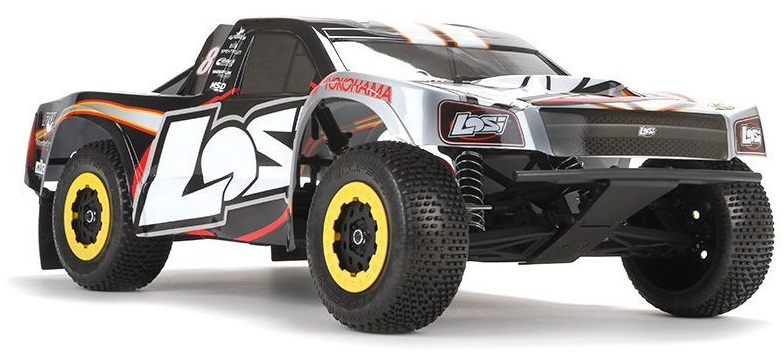 Team Losi XXX-SCT Brushless RTR AVC 2WD SC Truck