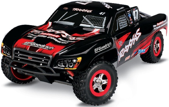 Traxxas 1/16 Scale 70054-1 Slash 4WD RTR Electric Short Course Racing Truck