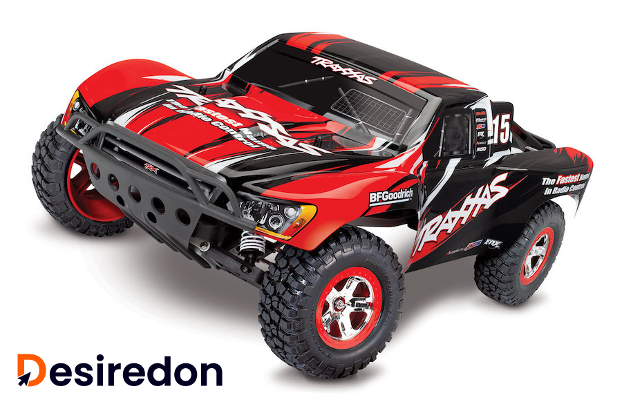 Traxxas Slash 2WD Racing Truck w/TQ Radio System