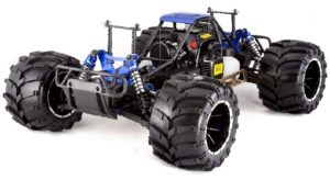 1/5 scale gas monster truck