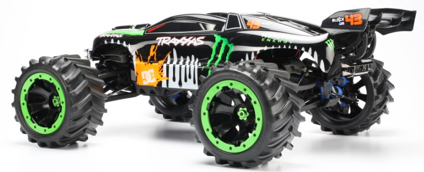 choosing the starter rc car