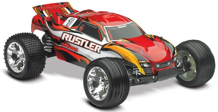 traxxas rustler xl5 rc car