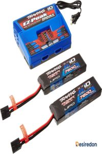 Traxxas 2991 LIPO Battery & Charger Completer Pack
