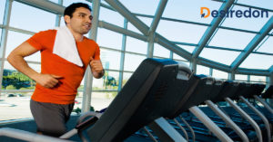 Get FIT With 3 Exclusive Nordic Treadmill
