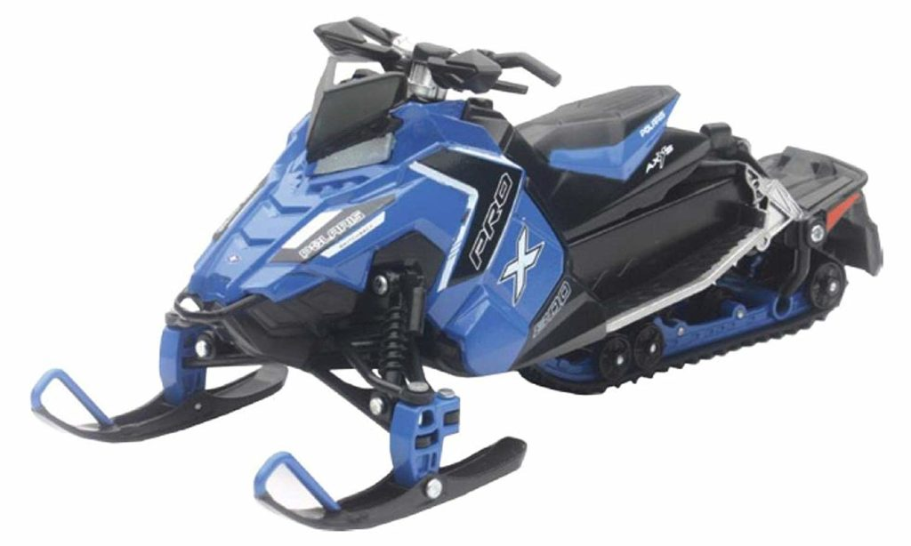 "New Ray 57783 ""Polaris 800 Switchback Model Snowmobile"