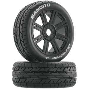 Duratrax Bandito 1:8 Scale RC Buggy Tires