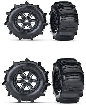 Traxxas X-MAXX Paddle Wheels