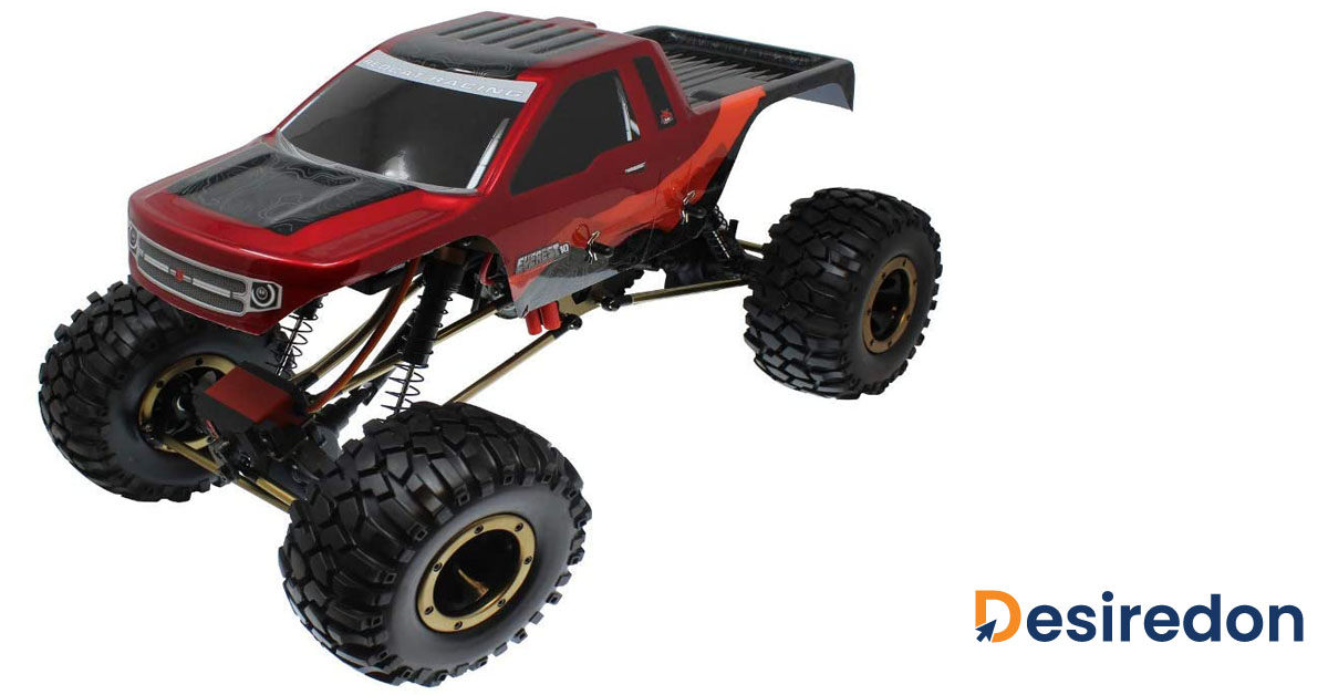 Redcat Racing Everest-10 Electric Rock Crawler