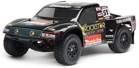 Team Associated 7030 SC10 2WD RTR RC Truck