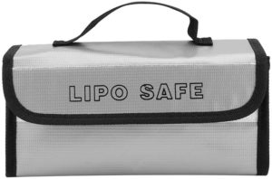 Aufee Explosion-Proof LiPo Battery Bag with Portable Handle