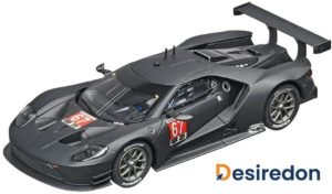 Carrera Digital 132 20030857 Ford GT Race Car No. 67