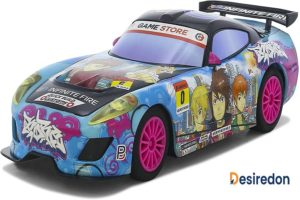 Scalextric GT Lightning Team GT Anime Sunrise 1:32 Slot