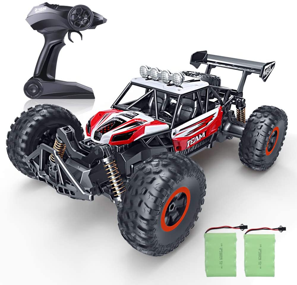 SPESXFUN 2020 Newest 1/16 Scale Off Road RC Trucks