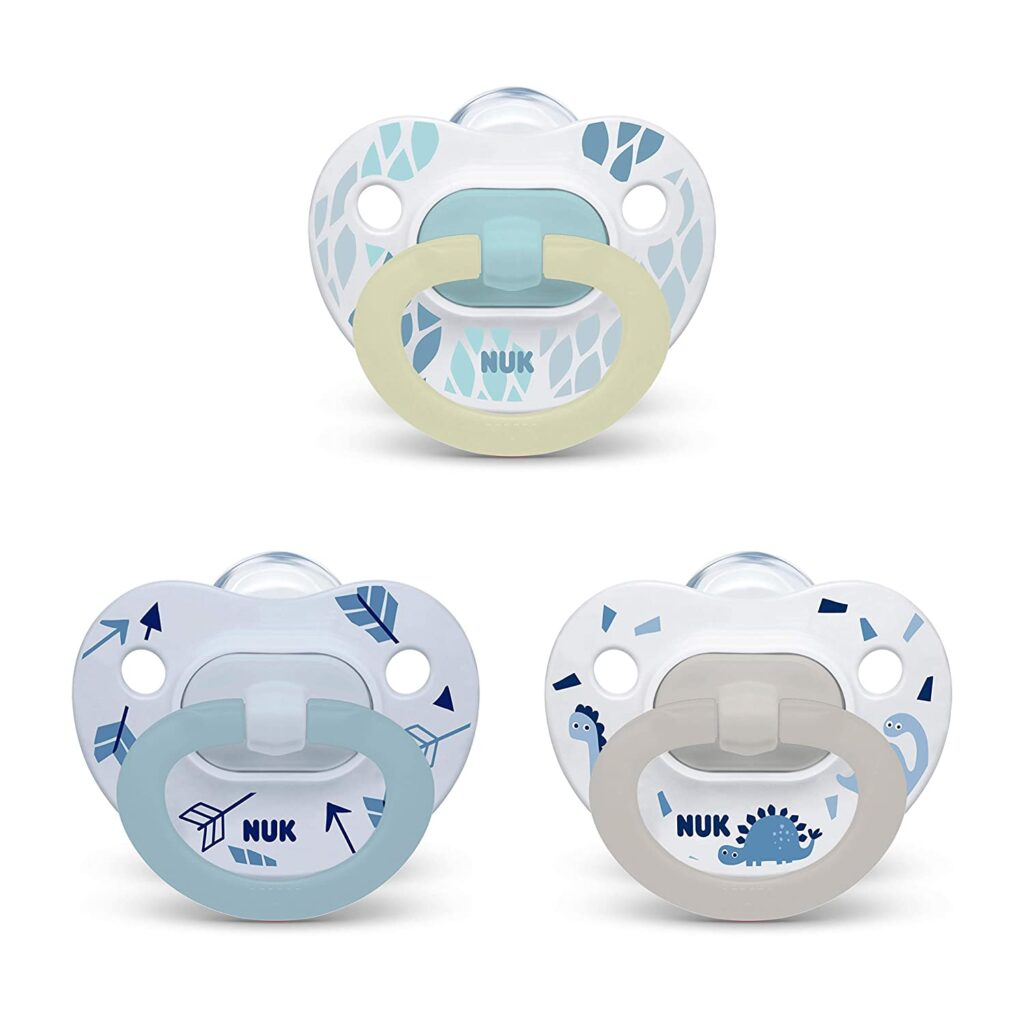 NUK Orthodontic Pacifier Value Pack