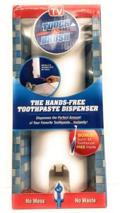 Touch n Brush Hands Free Toothpaste Dispenser Review
