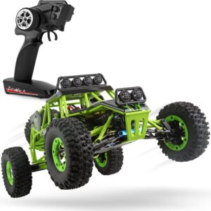 WLtoys 1:12 scale 2.4G 4WD Off-Road Racing RC Car